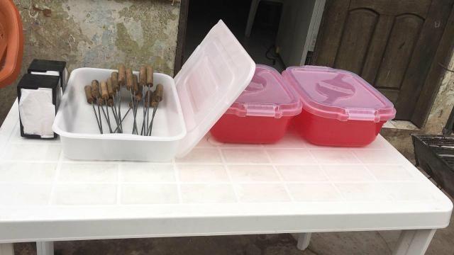 Acessórios para churrasquinho - Foto 2