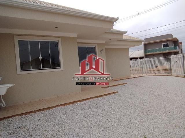 Casa à venda com 3 dormitórios em Eucaliptos, Fazenda rio grande cod:CA00115 - Foto 7