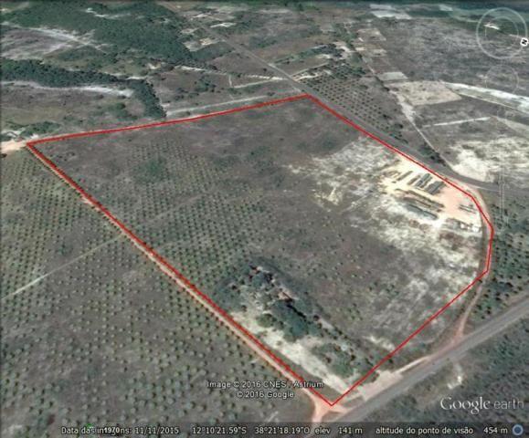 Terreno à venda em Santa terezinha, Alagoinhas cod:55592 - Foto 7