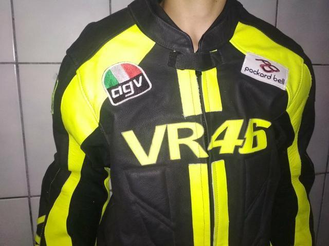 Jaqueta + Calça VR | 46 Valentino Rossi