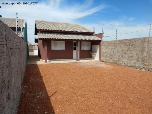 Casa para venda em várzea grande, novo mundo, 2 dormitórios, 1 banheiro, 2 vagas - Foto 17