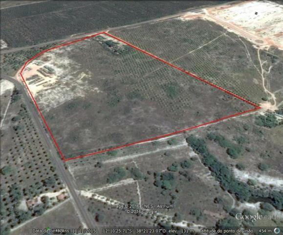 Terreno à venda em Santa terezinha, Alagoinhas cod:55592 - Foto 8
