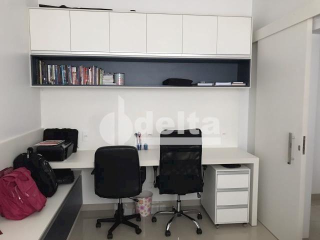 Casa de condomínio à venda com 3 dormitórios em Shopping park, Uberlândia cod:33408 - Foto 7