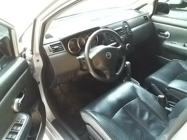 1 - Nissan Tiida 1.8 SL flex 2010 aut - Foto 3