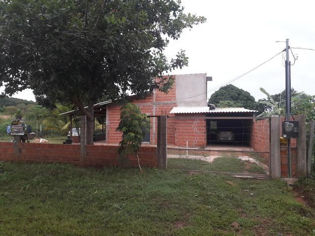 Terreno com casa no Barão de Melgaço perto do Rio