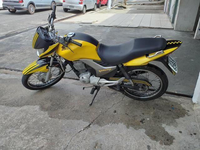 Moto titan moto de leilão 3mil reais - Foto 4