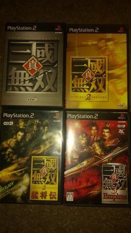 Shin sangokumusou original PS2
