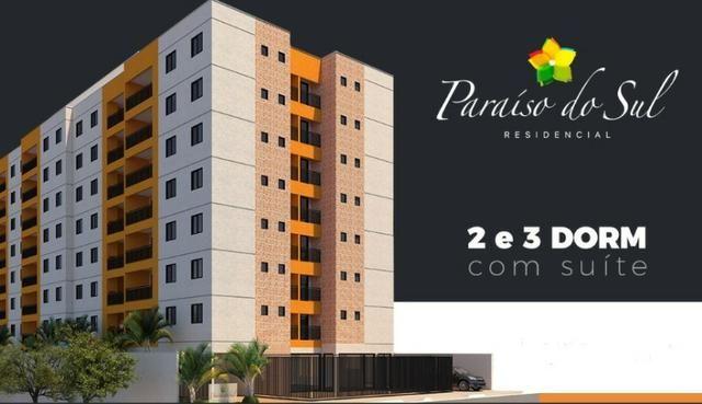 M-Lançamento na Zona Sul - Edifício Paraíso do Sul - Foto 2