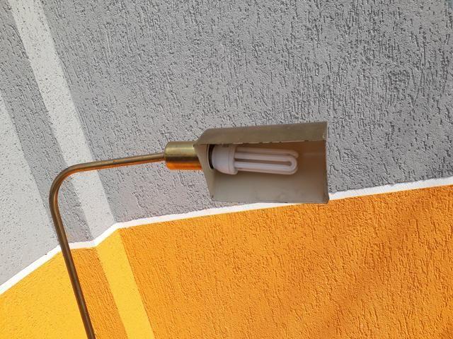 Luminária em metal - Foto 4