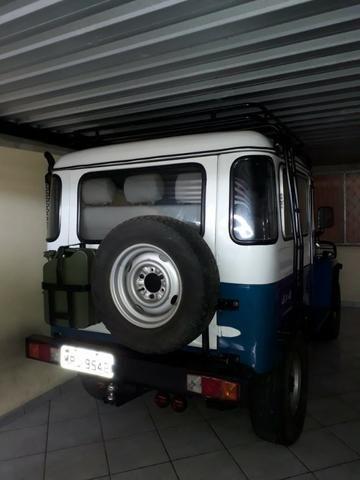 Jeep Toyota bandeirantes 90 - Foto 4