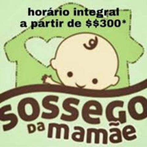 BABA. sossego da mamãe a partir de 300 reais integral