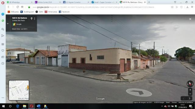 Vendo casa na Vila Passos, Lorena, medindo 150m²