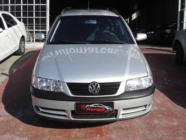 VW-Parati Crossover Turbo 150 CV Completa Revisada Raridade - Foto 3