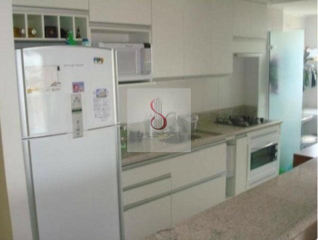 Apto de 81m² com 3 dorms á venda por R$ 400.000,00 no Urbanova - SJC - Foto 3