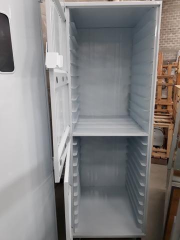 Armário 2 portas 58x70 Aluminol Imeca - Foto 4