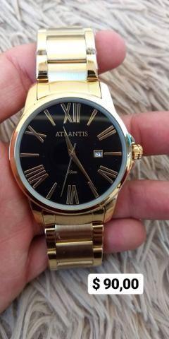 Relógio Marca Atlantis original
