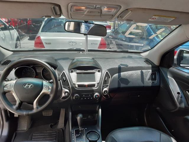 Ix35 2013 2.0 aut /aprovo com score baixo/sem cnh/sem comprovação de renda - Foto 6