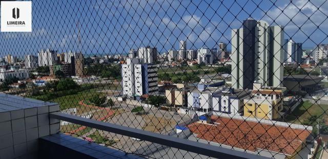 Apartamento localizado vizinho ao Parque Parahyba com 108m² de área, no Bessa - Foto 4