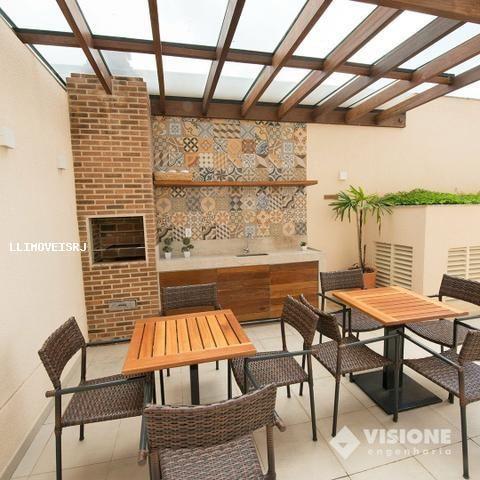 Apartamento para Venda em Nova Iguaçu, Centro, 3 dormitórios, 1 suíte, 1 banheiro, 2 vagas - Foto 9