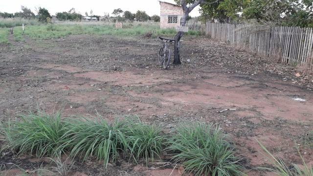 Vende-se terreno no João de barro, 15 mil, troco em lote rural