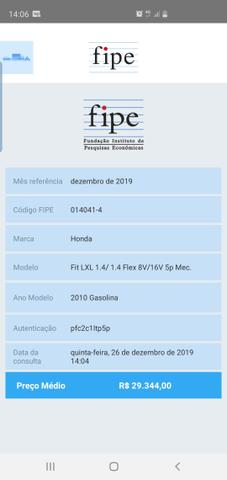 Vendo Honda Fit LXL 2010 Manual - Foto 9