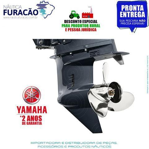 Motor de popa Yamaha 4T F 150hp Detl - Foto 9