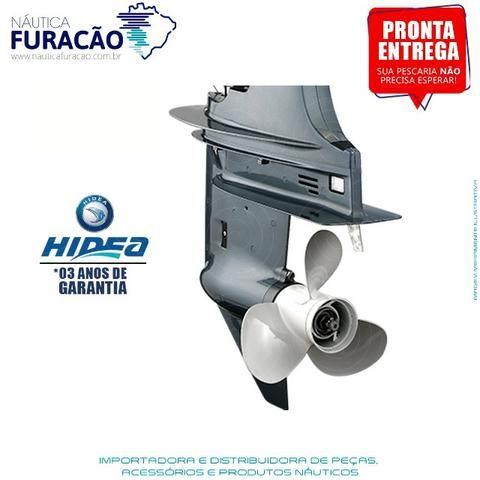 Motor de Popa Hidea 40hp Manual - Foto 2