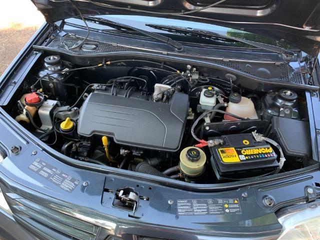 Renault / Logan Expression 1.0 Flex - (Com Direção Hidráulica) - - Foto 12