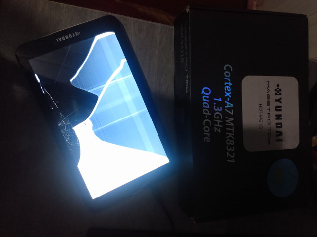 Tablet para retirar peças  - Foto 4