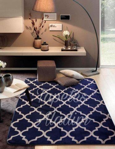 Lindos tapetes de luxo com preços promocionais - Foto 2