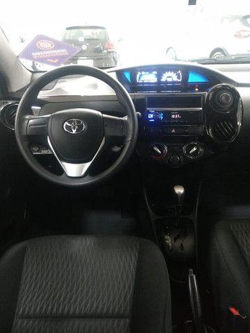 Toyota Etios X 1.3 Flex 16V 5P Aut. - Foto 6
