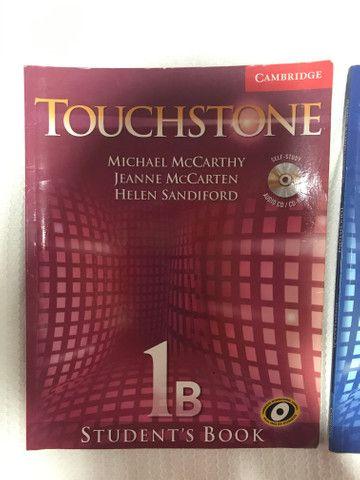 Livros Touchstone 1B, 2A e 3A - Foto 2