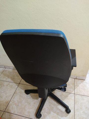 Cadeira giratória escritório home office - Foto 3