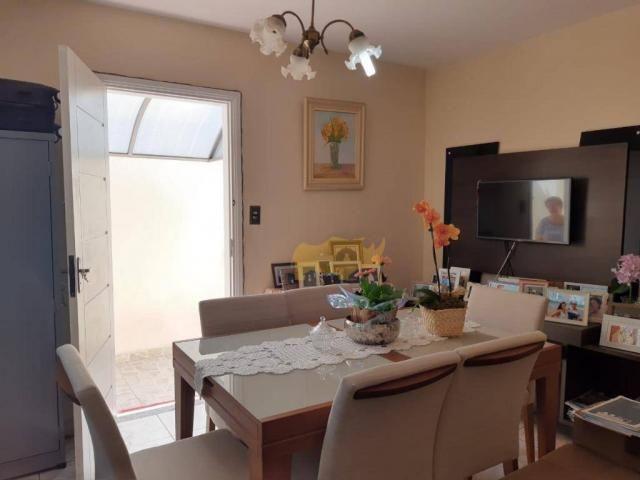 Casa com 2 dormitórios à venda na área central, 61 m² por R$ 230.000 - Consolação - Rio Cl - Foto 4