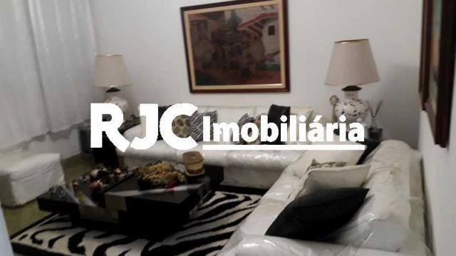 Apartamento à venda com 3 dormitórios em Tijuca, Rio de janeiro cod:MBAP33262 - Foto 3