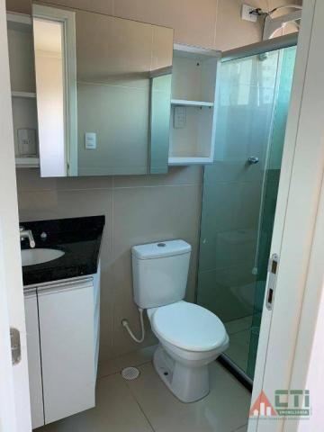 Flat com 1 dormitório para alugar, 40 m² por R$ 2.000,00/mês - Madalena - Recife/PE - Foto 9