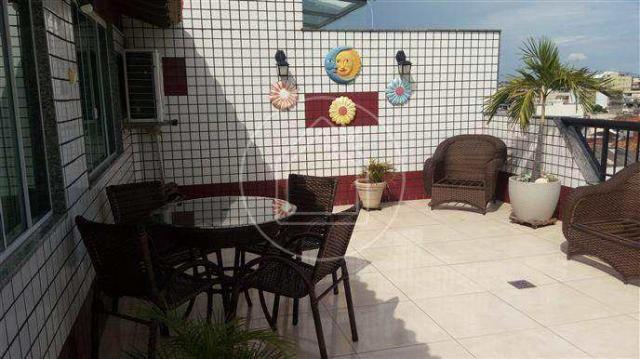 Cobertura à venda com 3 dormitórios em Vila da penha, Rio de janeiro cod:717 - Foto 10