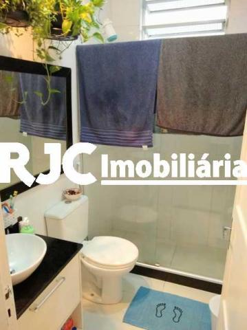 Apartamento à venda com 1 dormitórios em Humaitá, Rio de janeiro cod:MBAP10246 - Foto 13