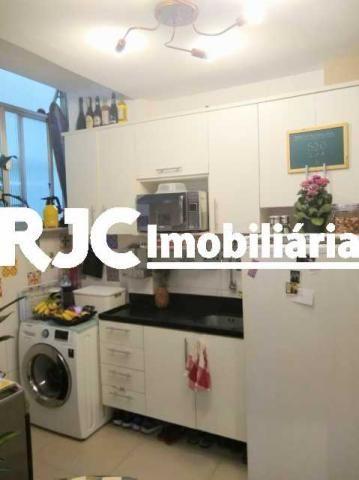 Apartamento à venda com 1 dormitórios em Humaitá, Rio de janeiro cod:MBAP10246 - Foto 20