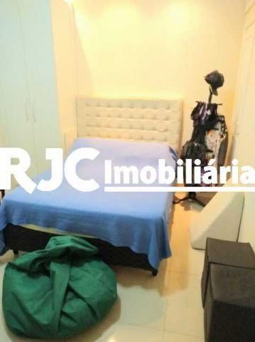 Apartamento à venda com 1 dormitórios em Humaitá, Rio de janeiro cod:MBAP10246 - Foto 9