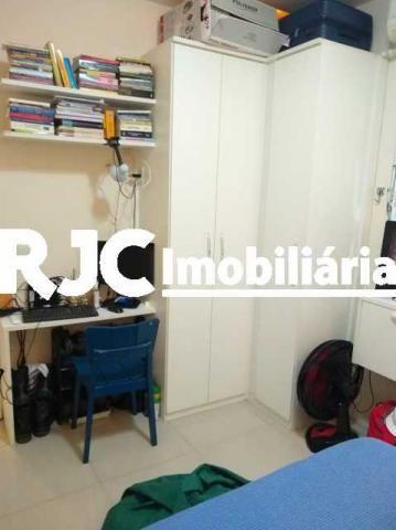 Apartamento à venda com 1 dormitórios em Humaitá, Rio de janeiro cod:MBAP10246 - Foto 14