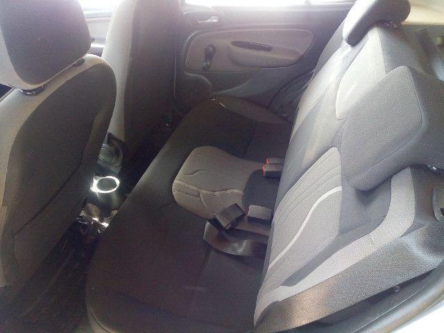 Fiat Way 1.4 completo + Gnv ent + 48 x 770,00 1ª parcela pago pela loja - Foto 12