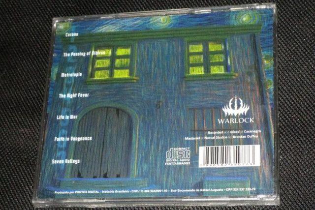 CD Fanttasma Another Sleepless Night impecável - Foto 2