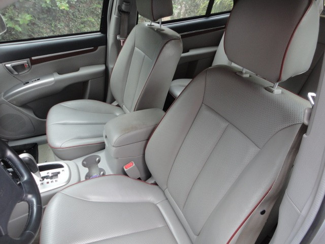 Santa Fé GLS 2.7 V6 4X4 AWD 2008 Blindada 7 Lugares Impecavel ! - Foto 10