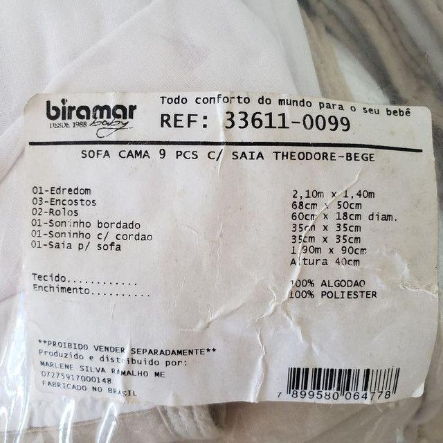 Kit de berço e bicama - Foto 2