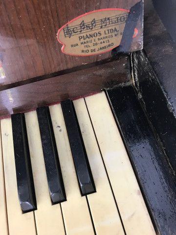 Piano vendo no cartão em 10x e entrego a combinar - Foto 2