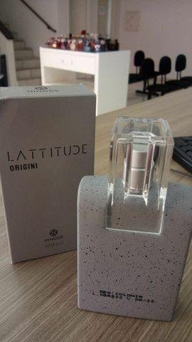 Perfume Lattitude Origini 100ml masculino Amadeirad perfumaria original - Foto 3