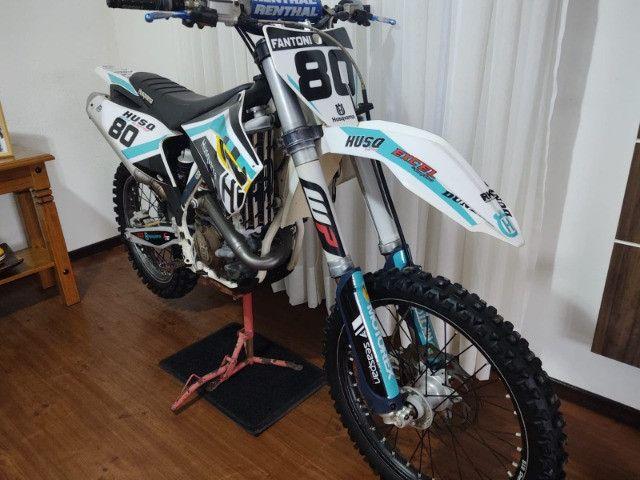 Husqvarna FC 450cc de motocross