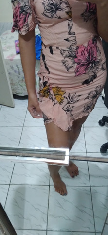 Vestido de tecido - Foto 3