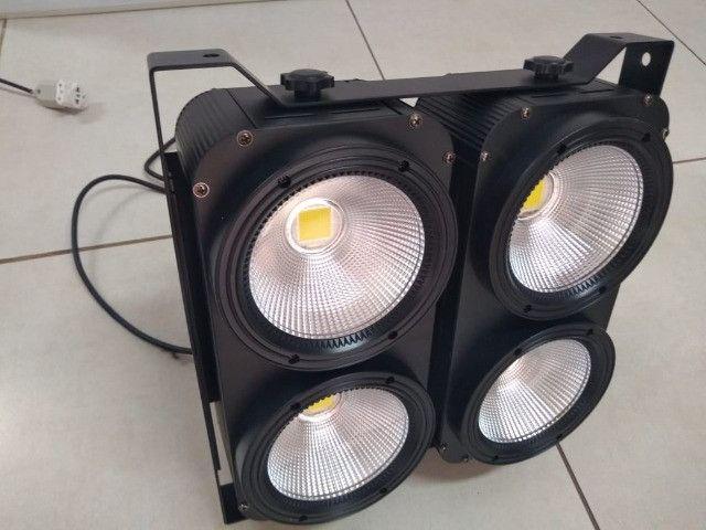 Mini Brute de led 4x100w Deluxe